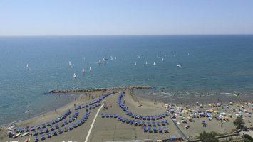 Spiaggia Marina di San Nicola, Ladispoli, Lazio
