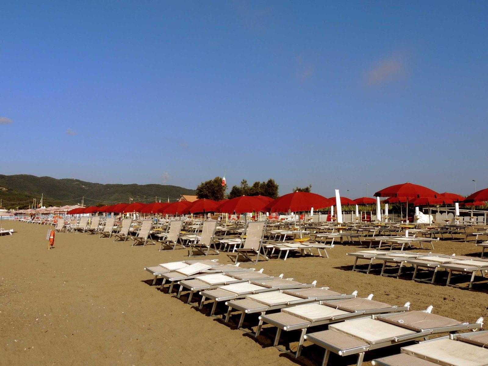 Spiagge di Marinella di Sarzana