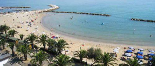 Spiaggia Martinsicuro - Abruzzo