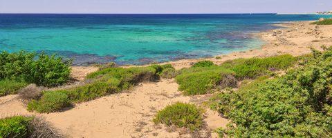 Spiaggia Maruggio, Puglia