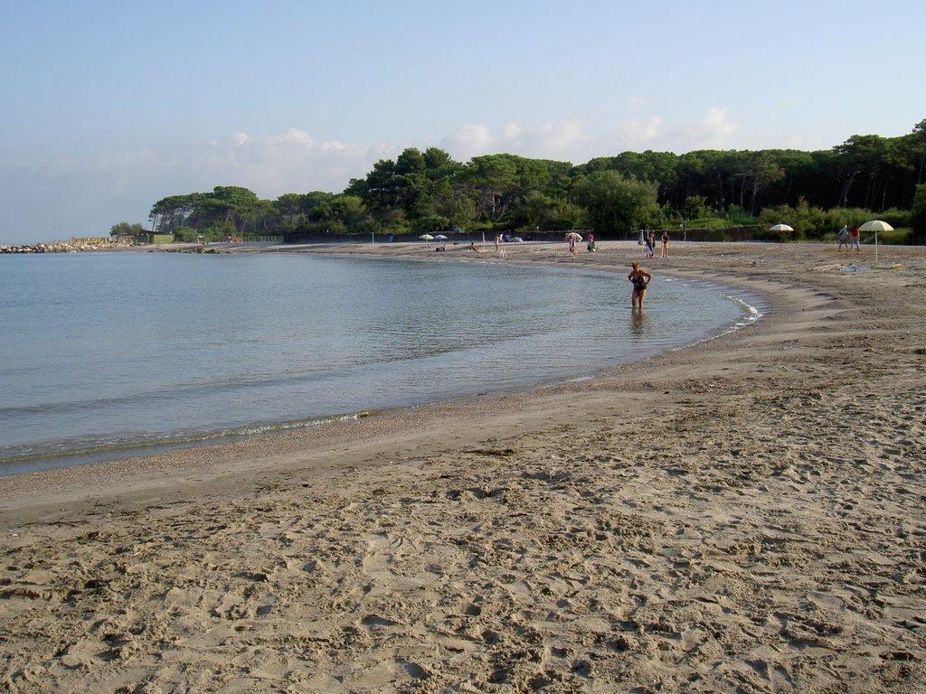 Spiaggia Mazzanta