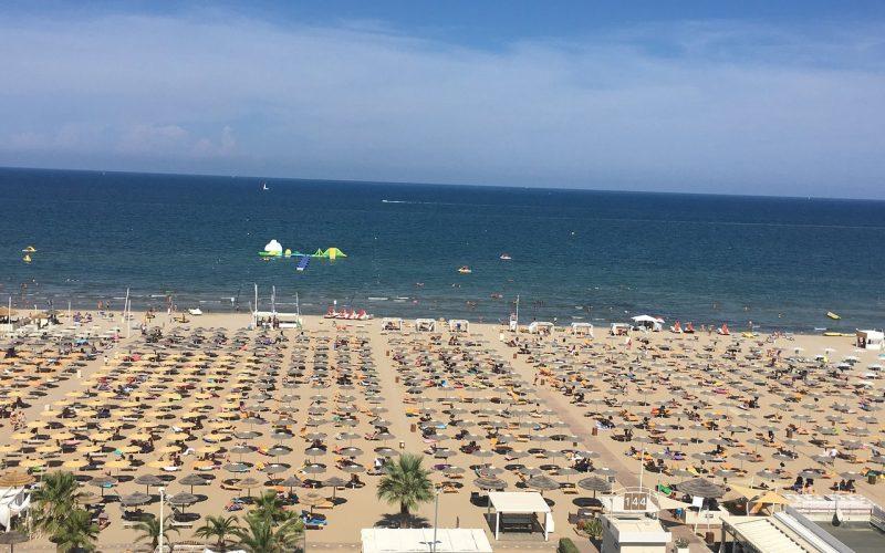 Spiaggia di Miramare di Rimini