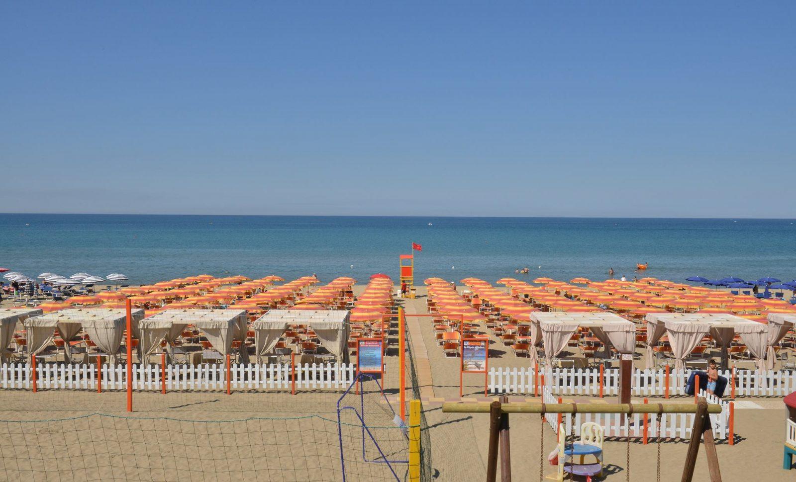 Spiaggia di Mondragone