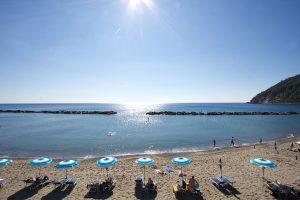 Spiaggia Moneglia - Genova