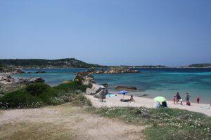 Spiaggia Monti d'Arena, Spiaggia Monti d'a rena, Maddalena, Sardegna