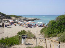 Spiaggia Monticelli - Puglia