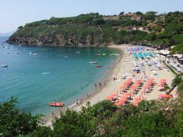 Spiaggia Morcone Capolveri - Isola Elba