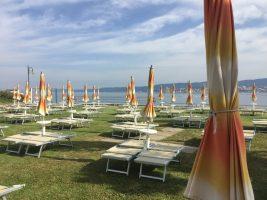 Spiaggia Muggia - Trieste, Friuli-Venezia Giulia