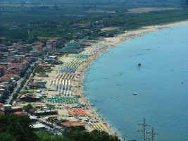 Spiaggia Nicotera Marina
