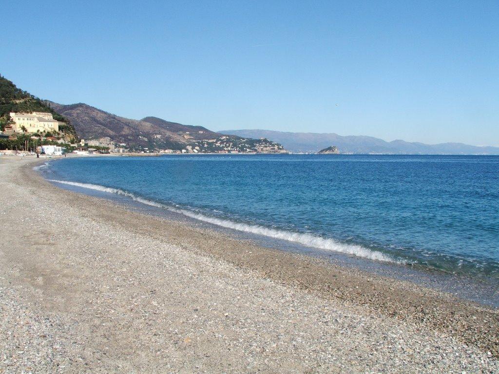 Spiaggia Noli - Savona - Liguria