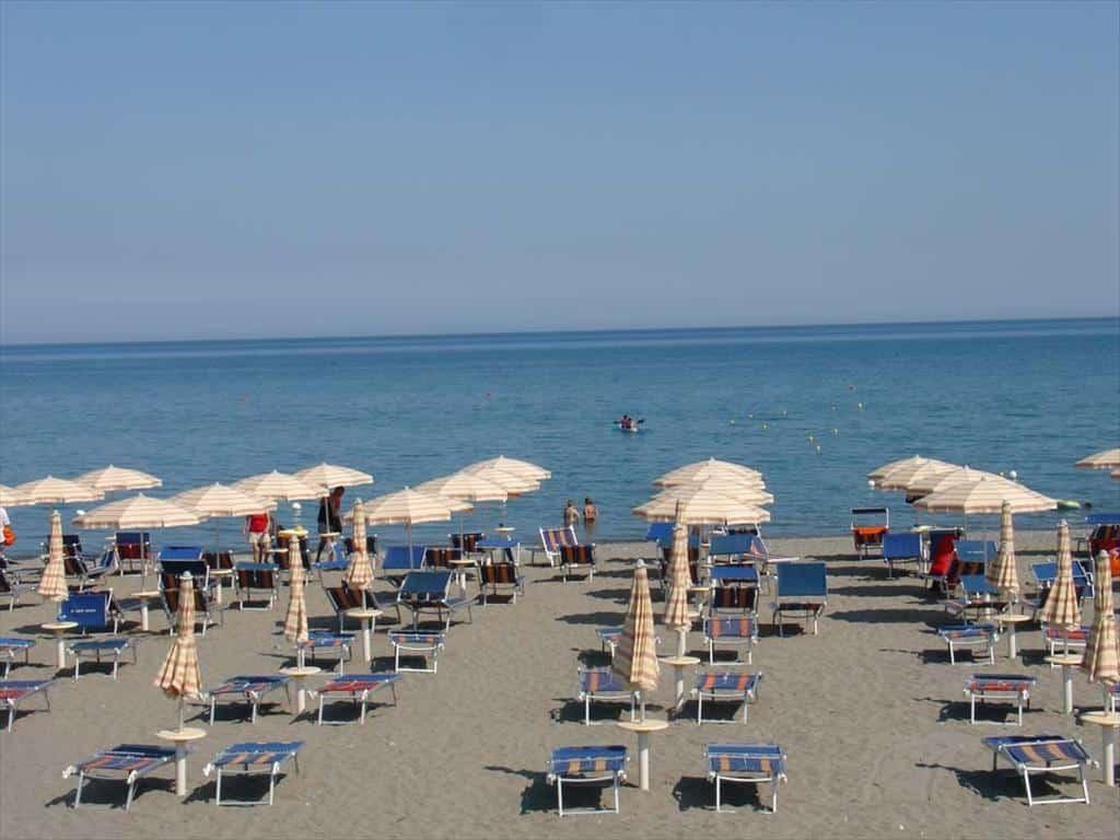 Spiaggia di Nova Siri