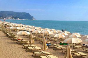 Spiaggia Numana - Riviera del Conero - Marche