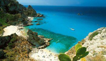 Spiaggia Occhiale - Occhiali - Tropea