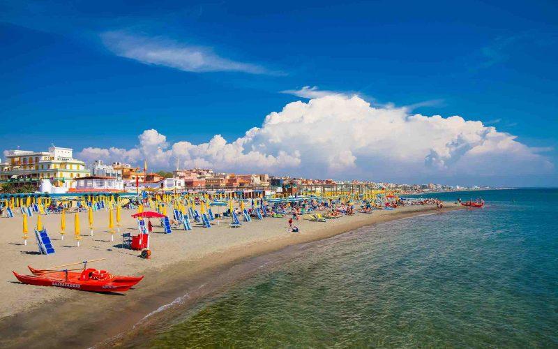 Spiaggia di Lido di Ostia