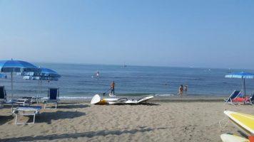 Spiaggia di Lido di Ostia, Roma