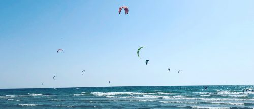 Spiaggia Passoscuro - Roma - Lazio