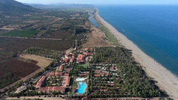 Spiaggia di Perdigonis di Muravera, Sardegna