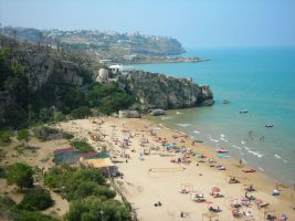 Spiaggia Peschici - Gargano