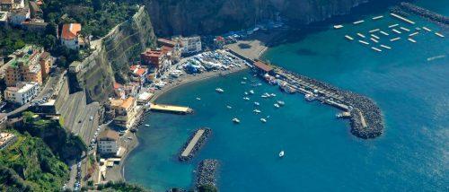 Spiaggia di Piano di Sorrento - Campania