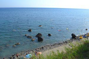 Spiaggia Pioppi Pollica - Cilento