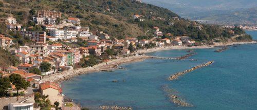 Spiaggia Pioppi di Pollica