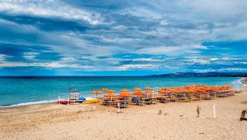 Spiaggia Platamona - Sassari - Sardegna