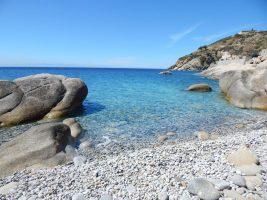 Spiaggia Pomonte - Isola Elba