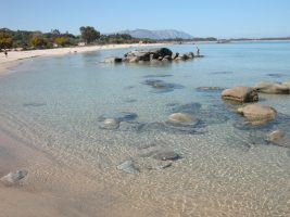 Spiaggia di Ponente - Arbatax - Tortotlì - Spiaggia la Capannina