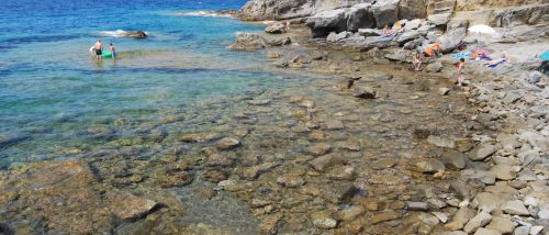 Spiaggia Populonia - Buca delle fate