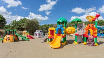Spiaggia Porto Corsini, Ravenna, Emilia Romagna