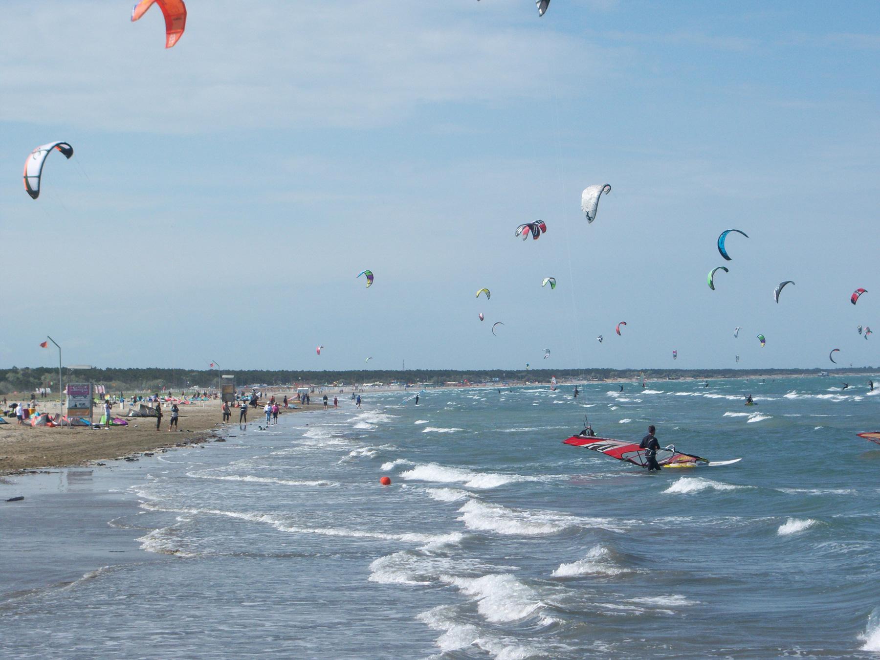 Spiaggia di Porto Corsini