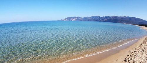 Spiaggia Porto Paglia - Sardegna