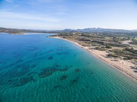 Spiaggia Porto Pollo - Sardegna