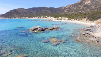 Spiaggia Porto Sa Ruxi - Villasimius - Sardegna