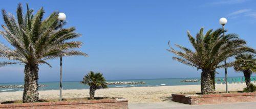 Spiaggia Porto San Giorgio - Marche
