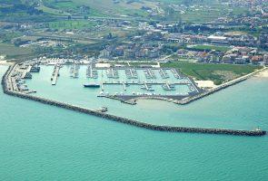 Spiaggia Porto San Giorgio Marina - Marche