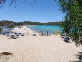 Spiaggia di Porto Taverna - Olbia - Sardegna