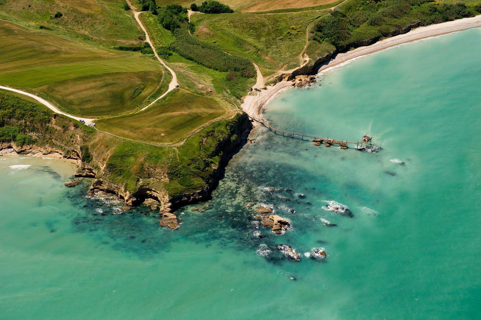 Spiaggia di Punta Aderci - Abruzzo: spiagge italiane ...
