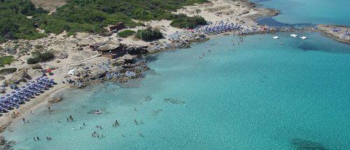 Spiaggia Punta della Suina - Gallipoli