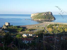 Spiaggia Punta Fiuzzi - Praia a Mare - Calabria