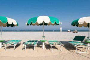 Spiaggia Punta Marina Terme - Ravenna - Emilia Romagna