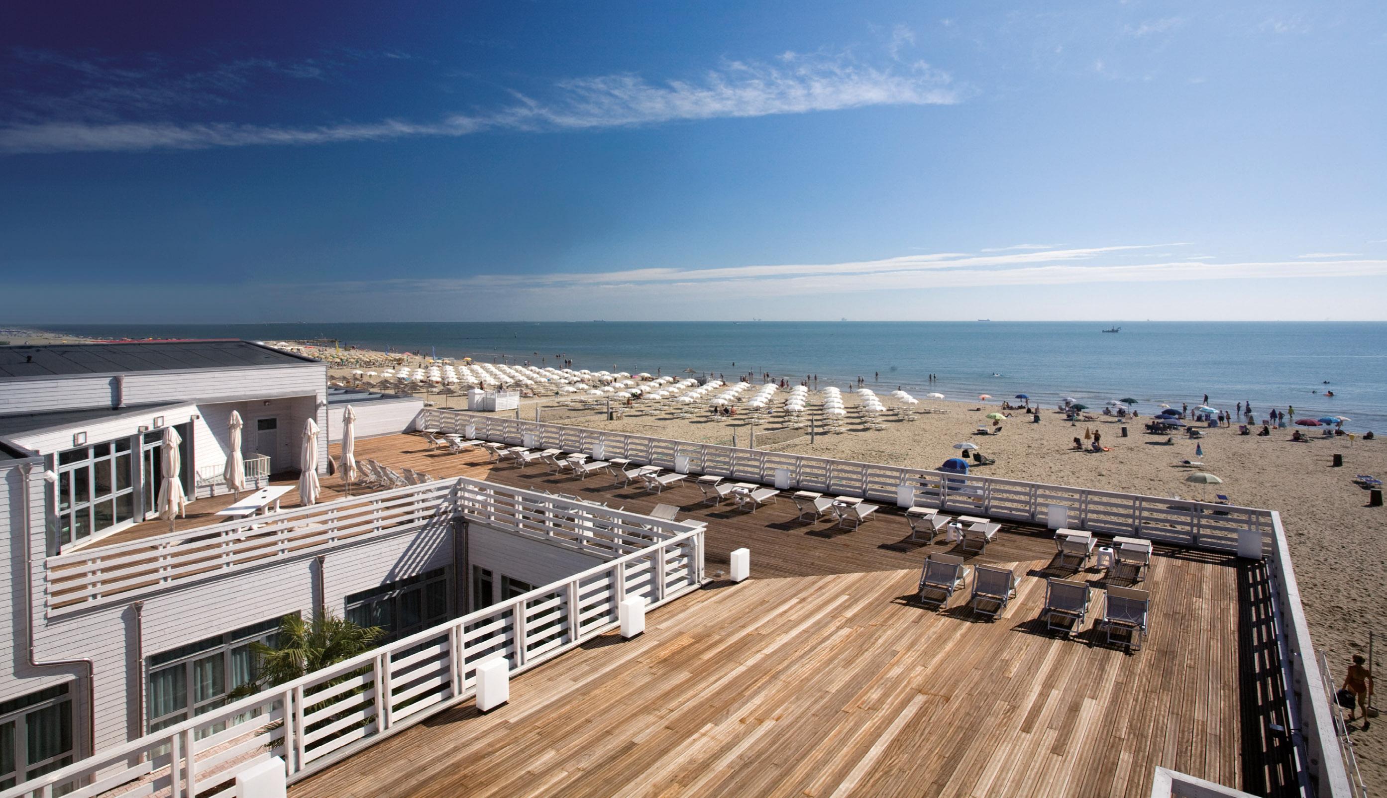 Spiaggia di Punta Marina Terme