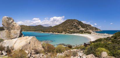 Spiaggia Punta Molentis - Villasimius - Sardegna