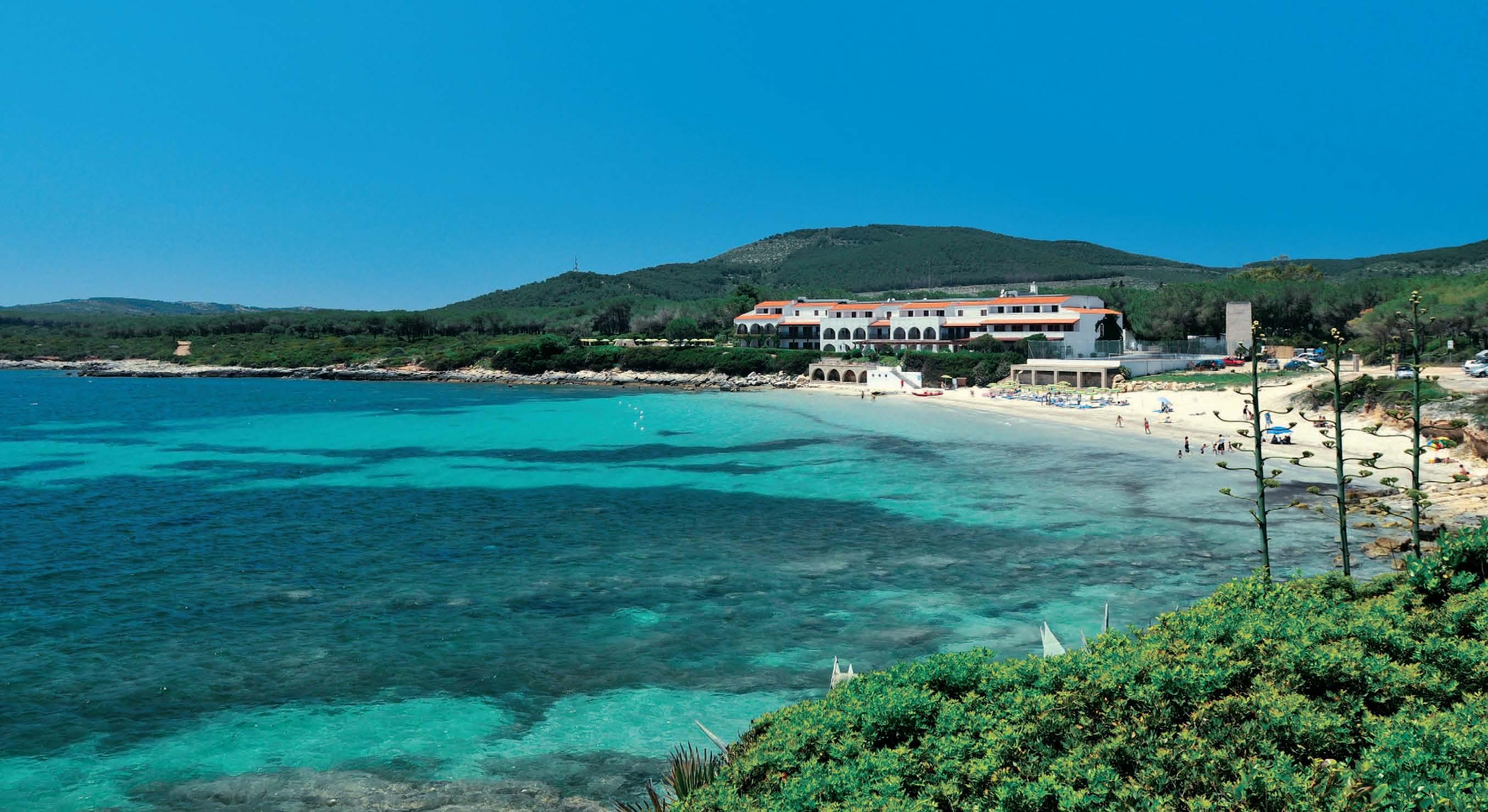 Spiaggia Punta Negra - Fertilia - Alghero