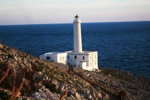 Spiaggia Punta Palascia - Capo d'Otranto