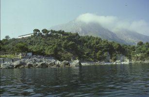 Spiaggia di Punta Santa Venere - Maratea - Fiumicello