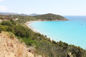 Spiaggia Quartu Sant'Elena - Cagliari - Sardegna