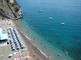 Spiaggia Ravello, Costiera Amalfitana, Campania