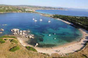 Spiaggia di Rena di Ponente - Rena di Levante - Capo Testa - Gallura