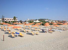 Spiaggia Riace Marina - Calabria